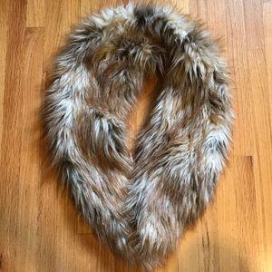 H&M Faux Fur Stole